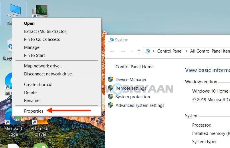5 formas de abrir el panel de control en Windows 10-1