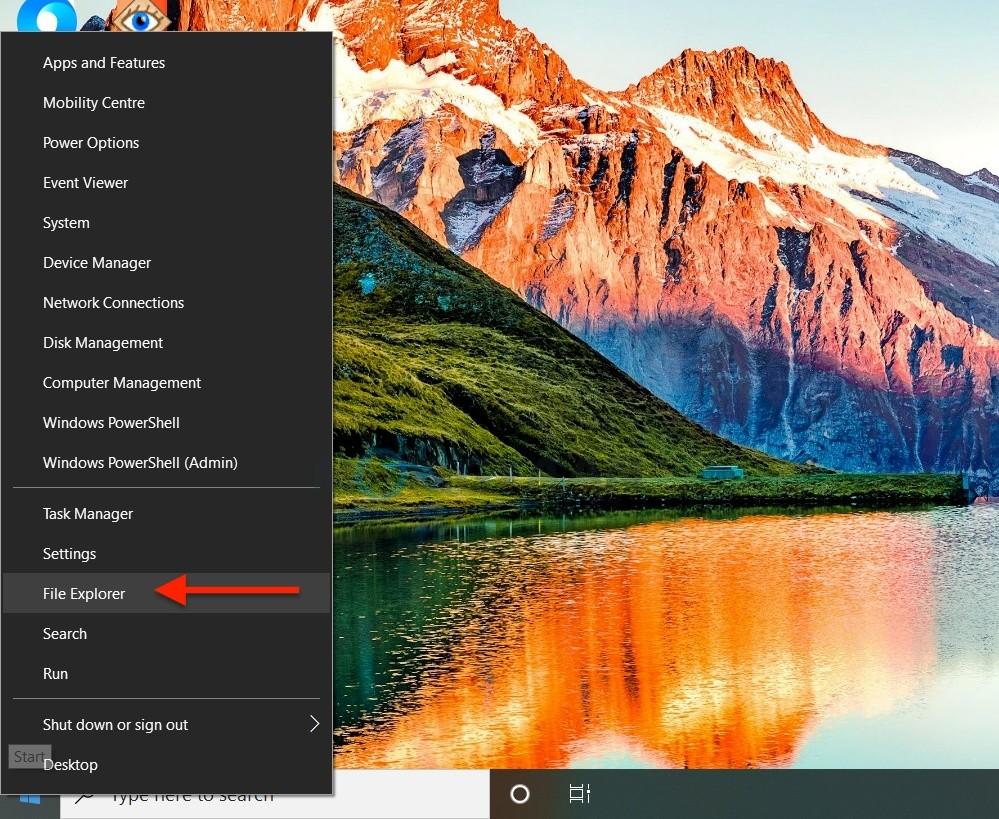 5 formas geniales de abrir el Explorador de Windows en Windows 10-2