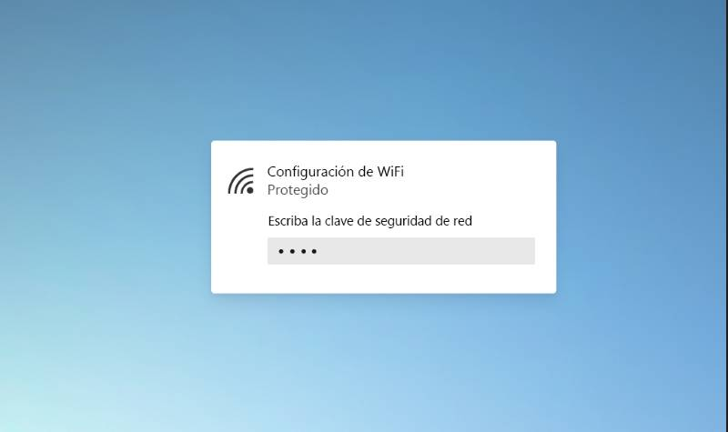 La nueva configuración de WiFi en Windows 10