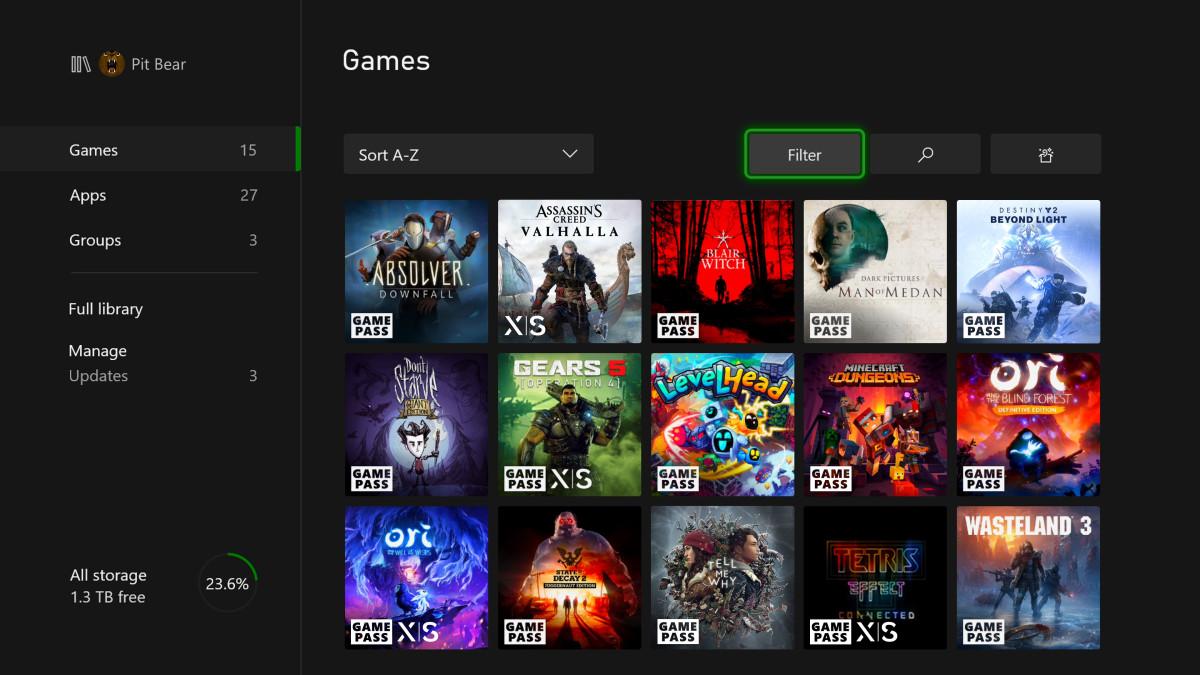 Nuevas marcas para Xbox Series X |  S