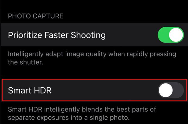 Desactivar-iPhone-12-Smart-HDR-2