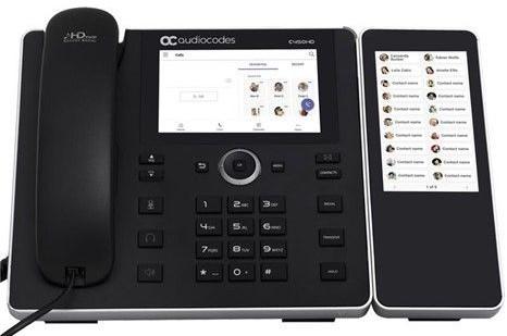 Teléfonos con Microsoft Teams