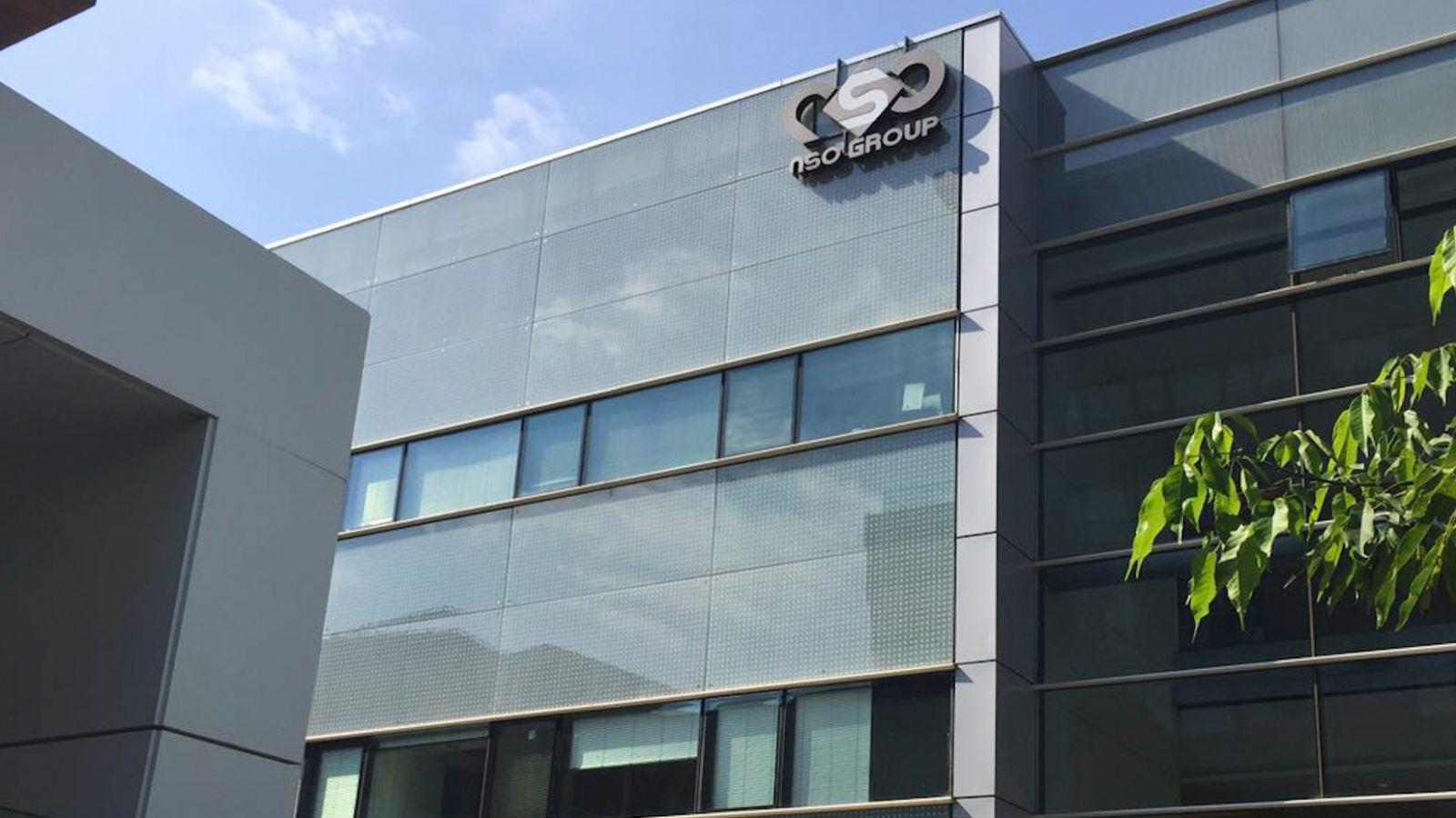 Sede del Grupo NSO, Pegasus Developers