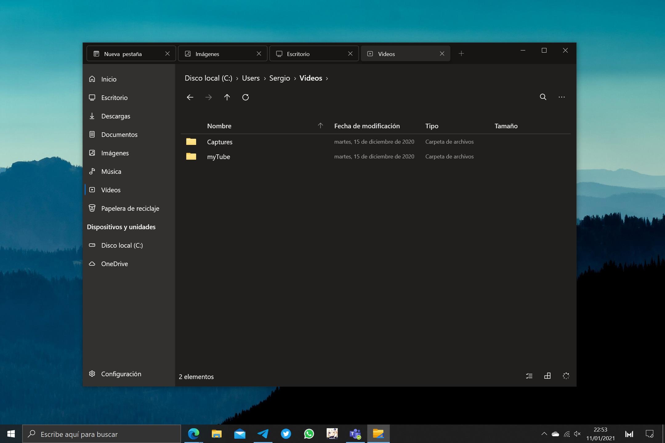Archivos, el nuevo navegador de UWP para Windows 10