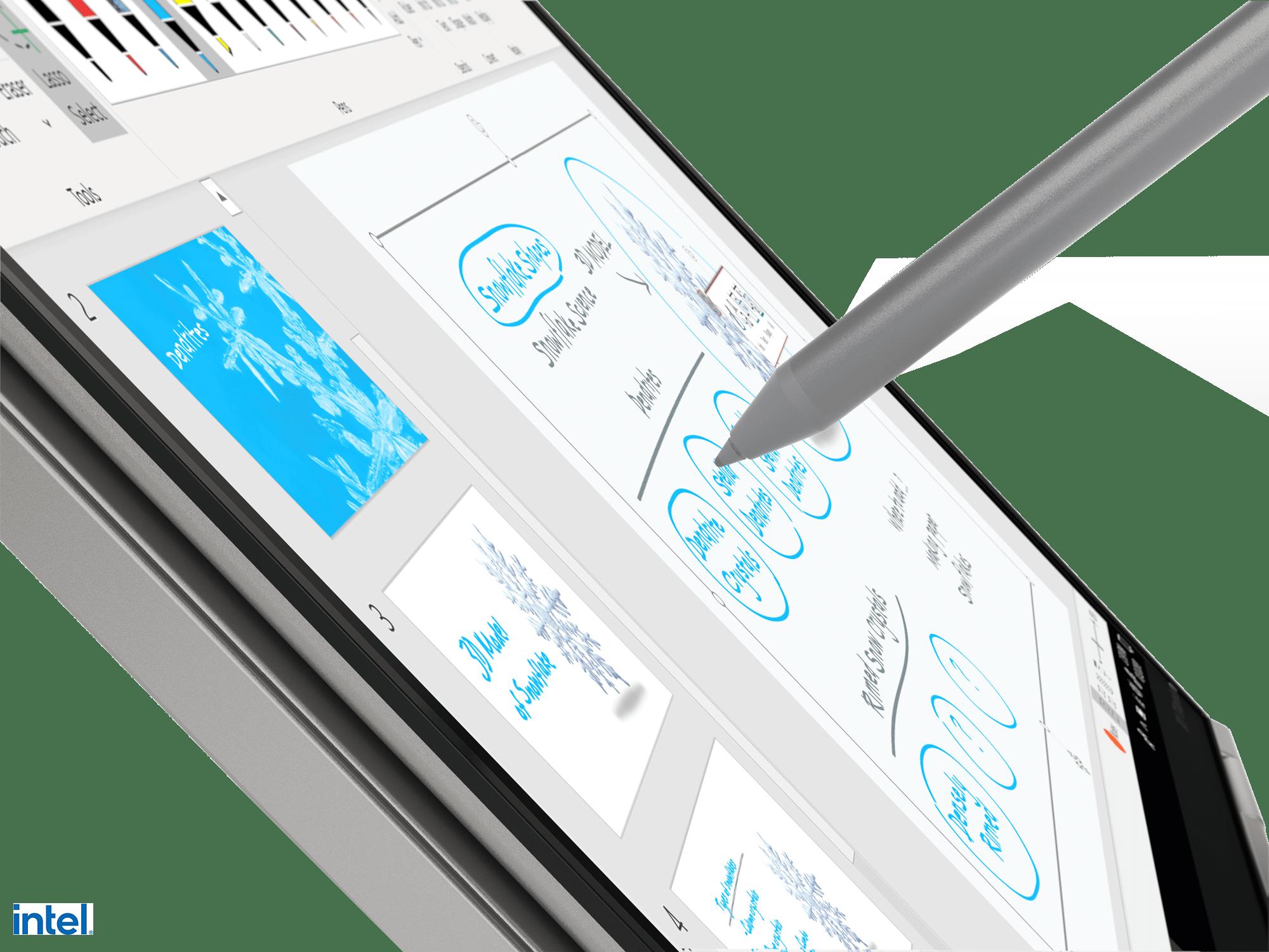 El ThinkPad X1 Titanium es compatible con el Lenovo Precision Pen