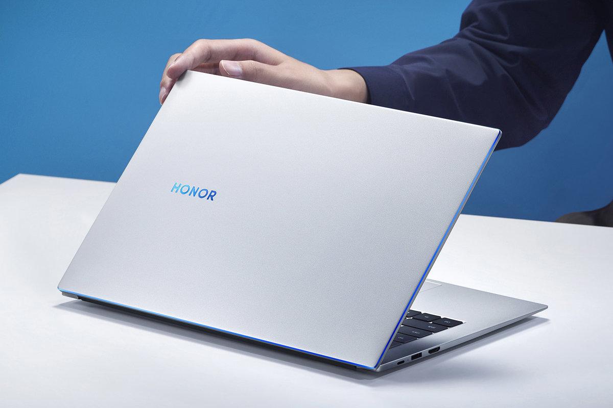 Imagen promocional del Honor MagicBook Pro