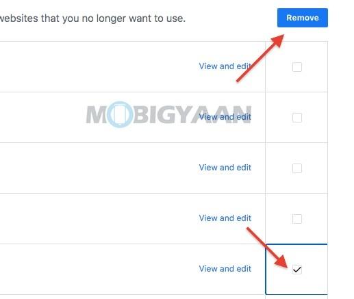 Cómo eliminar aplicaciones y juegos agregados a Facebook 2