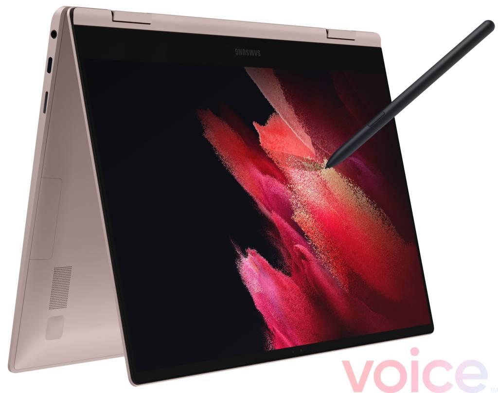 Evan Blass presenta el Samsung Galaxy Book Pro 360 y su S-Pen