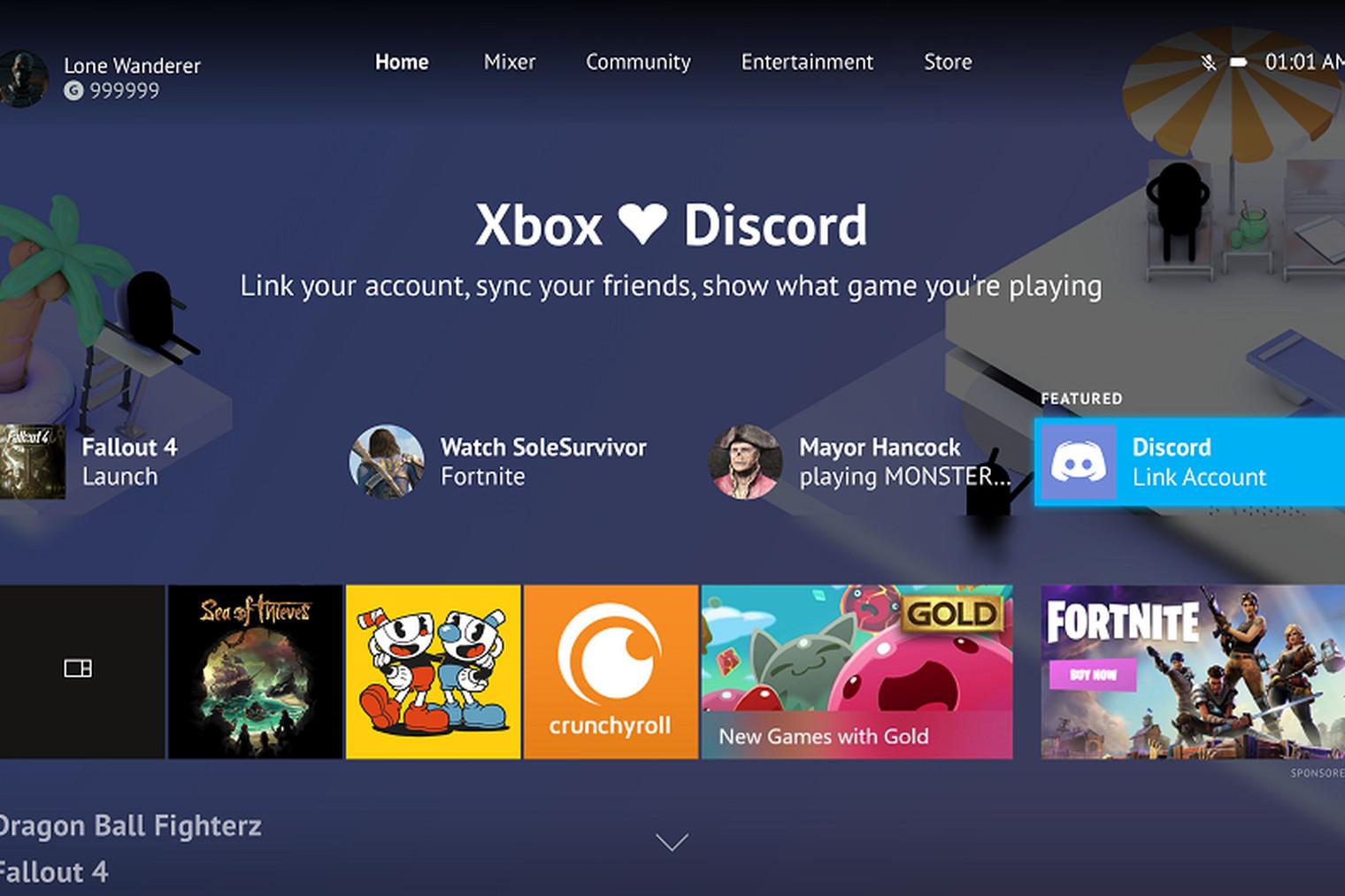 Unión entre Discord y Microsoft
