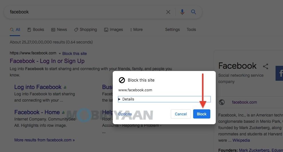 Cómo bloquear sitios de la búsqueda de Google en su PC_Mac-5