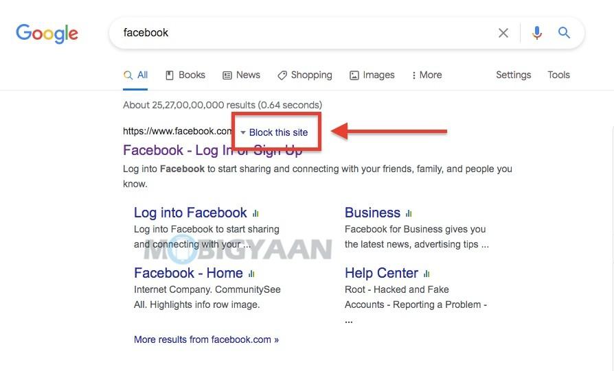 Cómo bloquear sitios de la búsqueda de Google en su PC_Mac-4