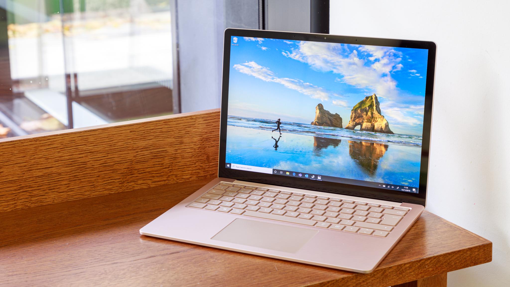 Imagen de Surface Laptop 3 de Microsoft