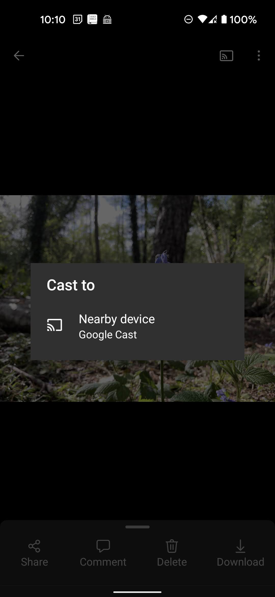 Chromecast y OneDrive para Android 2