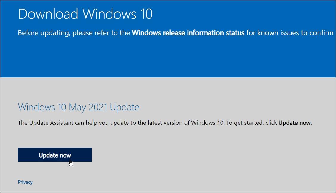Windows-10-21H1-Update-2