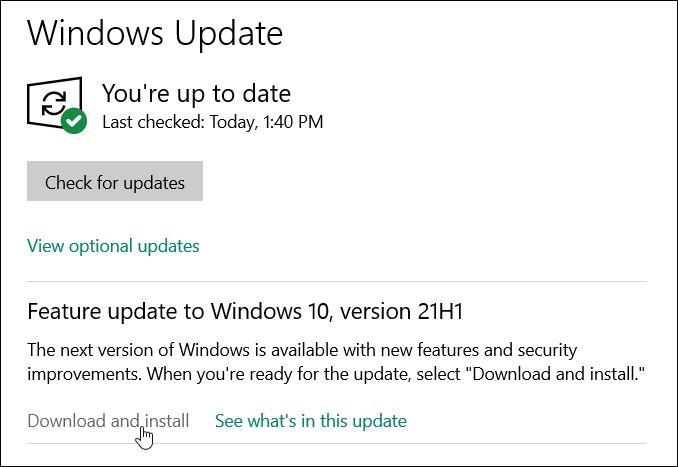 Windows-10-21H1-Update-1
