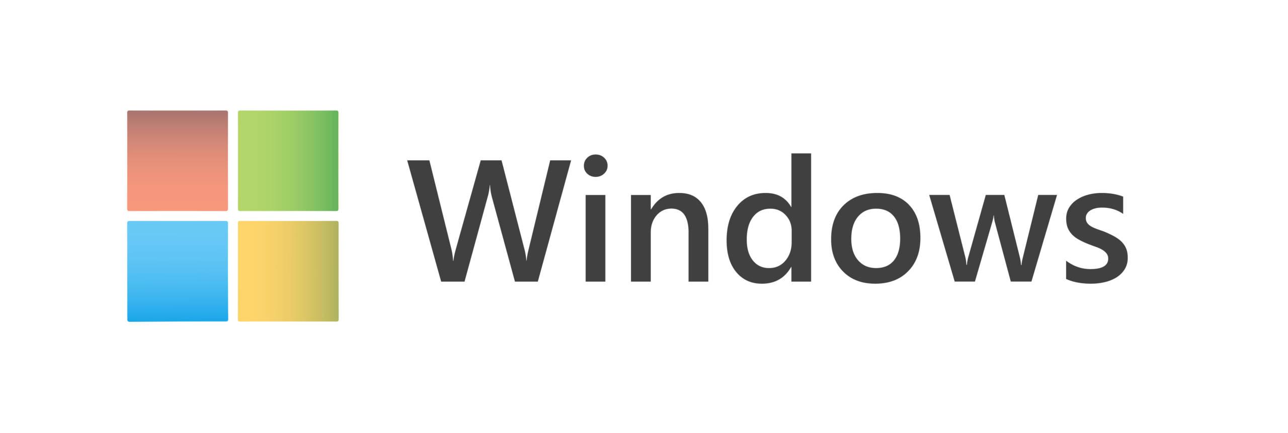 Nuevo logotipo de Windows