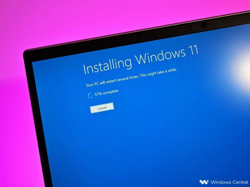 Instalación de Windows 11