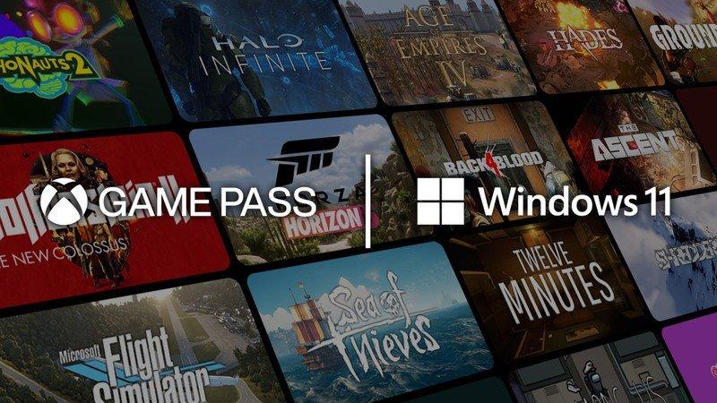 Xbox Game Pass y Windows 11