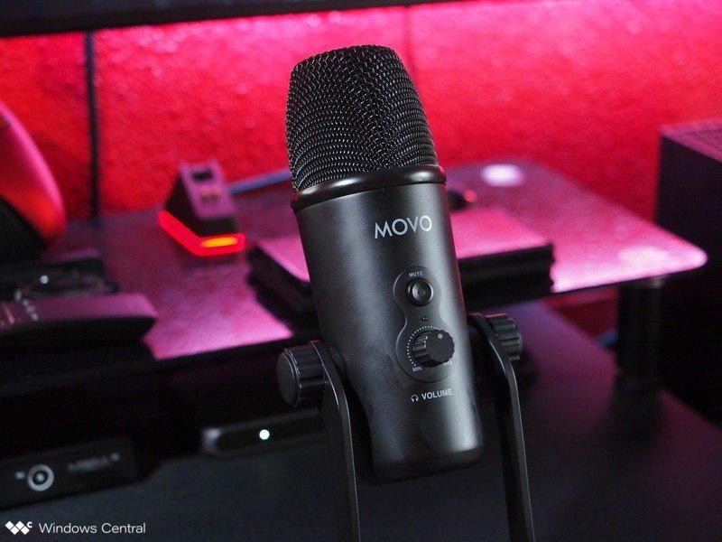 Revisión del micrófono Movo Um700