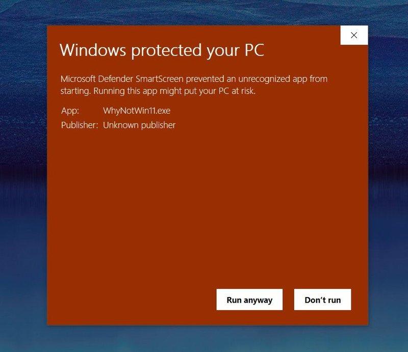 Whynotwin11 Seguridad