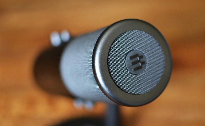 Parte superior del micrófono Epos B20