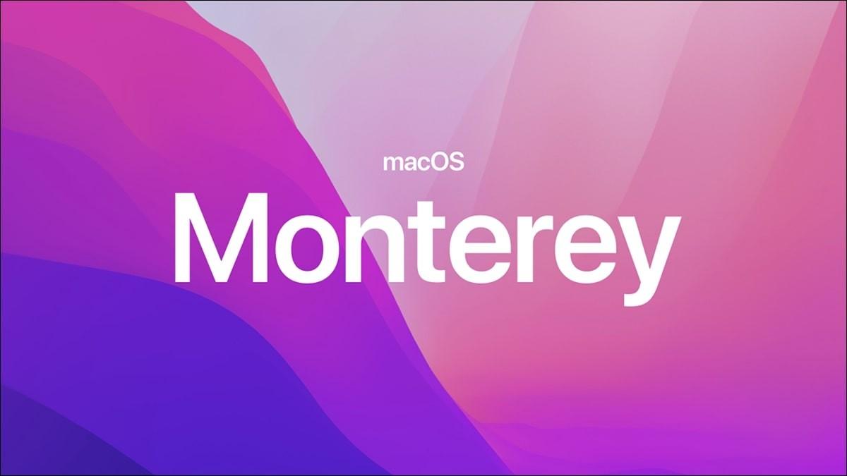 macOS-Monterey