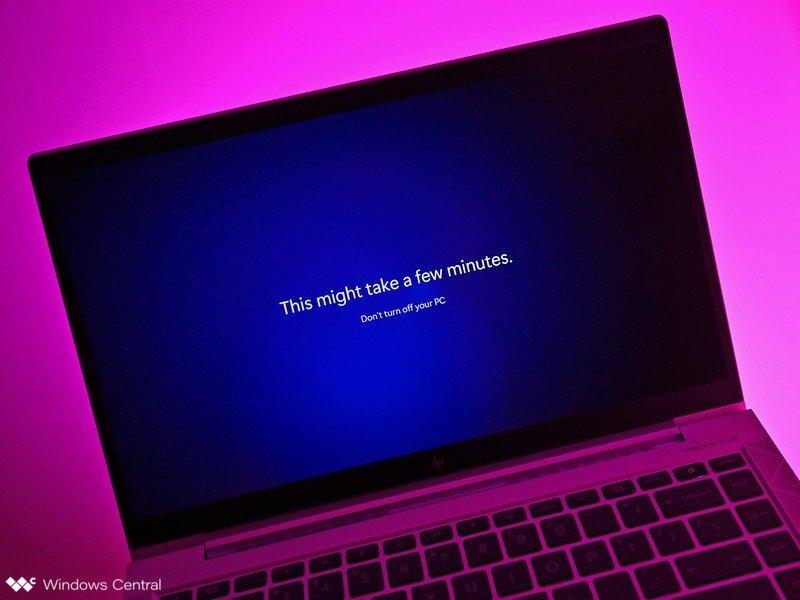 Instale Windows 11 en minutos