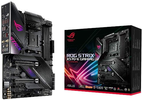 ASUS ROG Strix X470-F