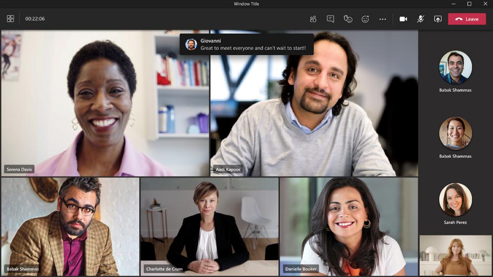 imagen en miniatura 4 de la publicación de blog titulada Novedades de Microsoft Teams |  Junio 2021