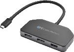 Cable Matters Concentrador USB-C 4K