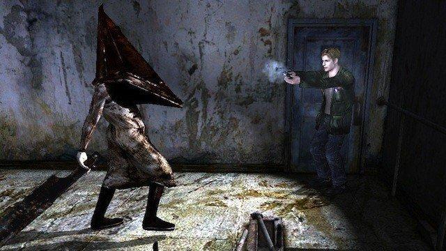 Cabeza de pirámide de Silent Hill 2