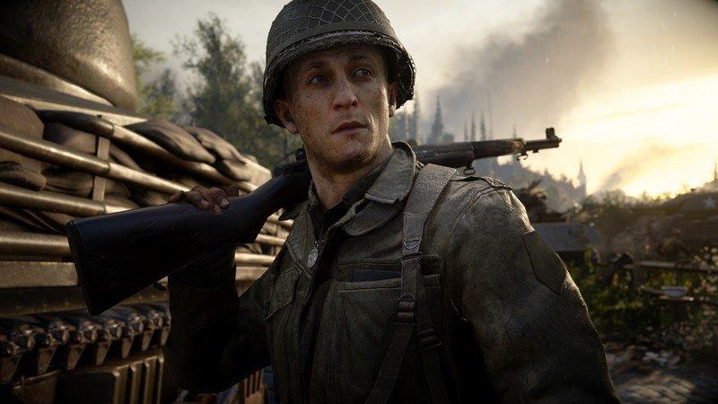 Call of Duty: Segunda Guerra Mundial
