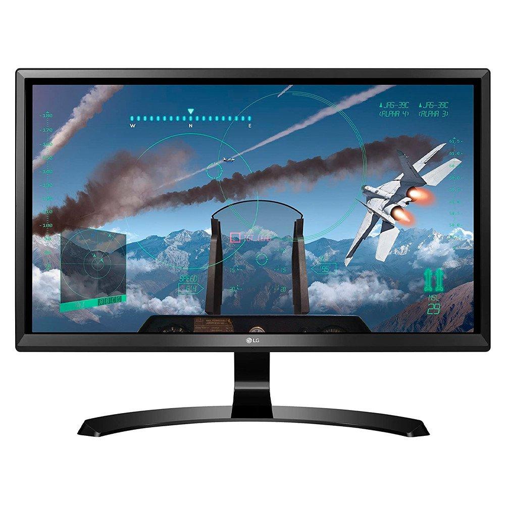 Monitor Ips Uhd 4k Uhd de 24 pulgadas LG