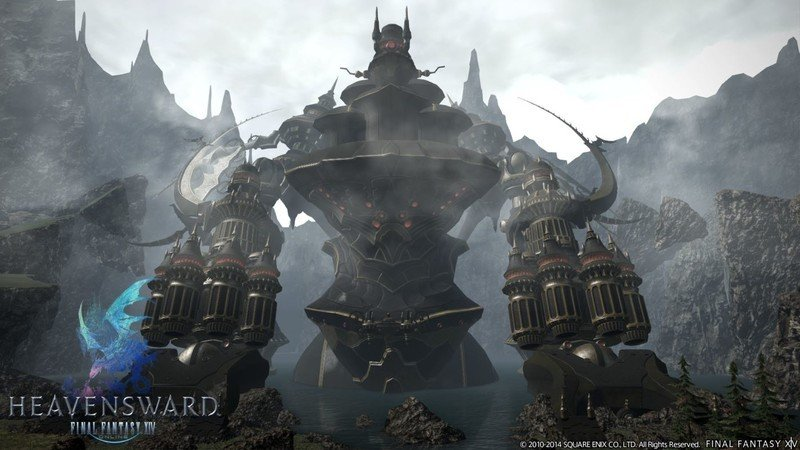 El Alexander Raid de Final Fantasy XIV