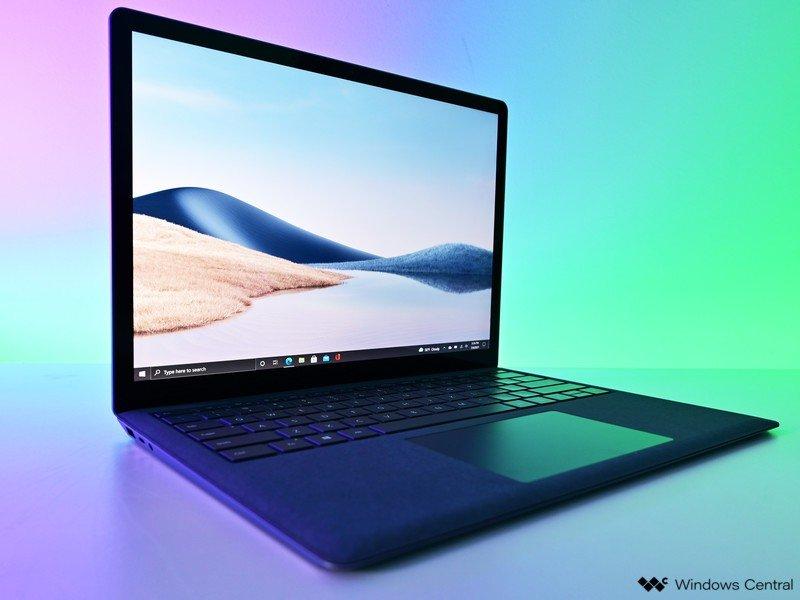 Surface Laptop 4 13 Intel Hero