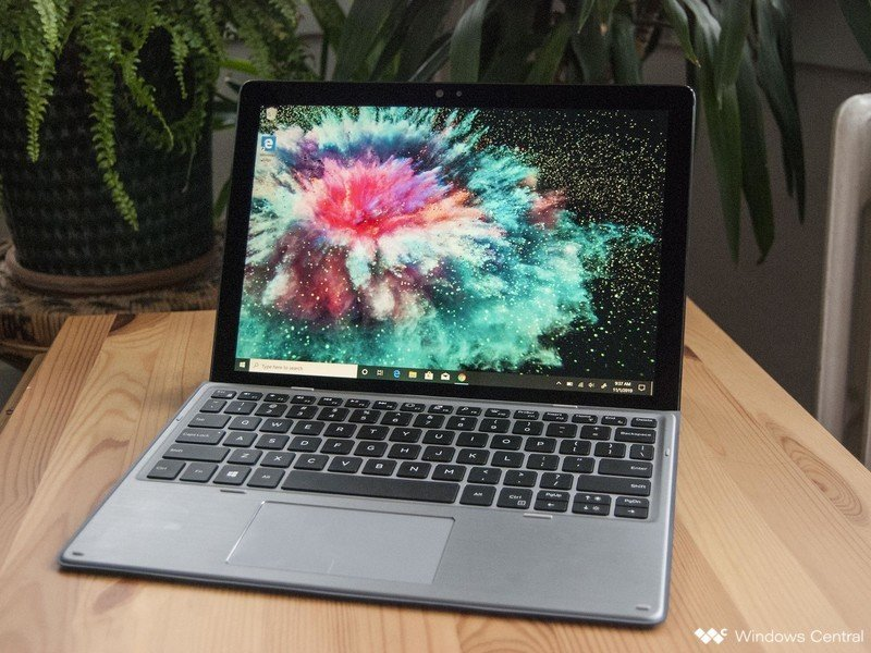 Tableta y teclado Dell Latitude 7200 2 en 1