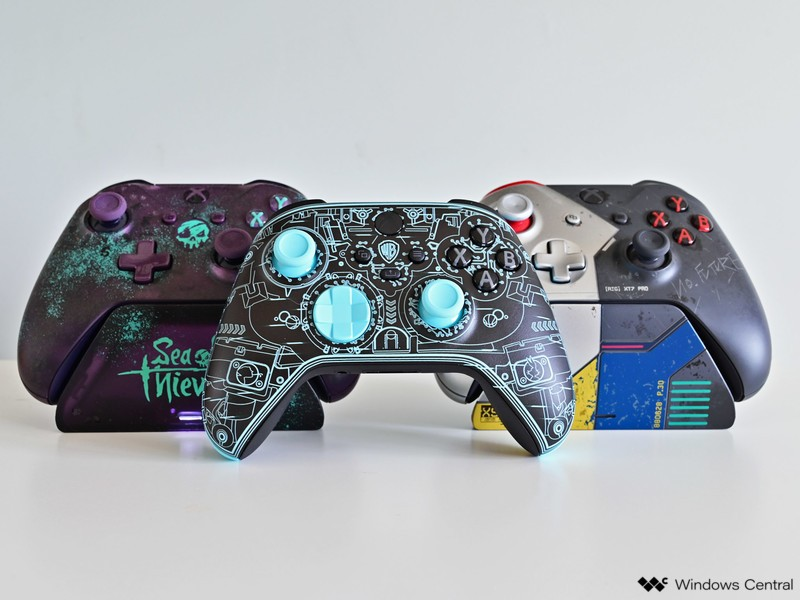 Xbox Best Controllers Limited Editions Dan
