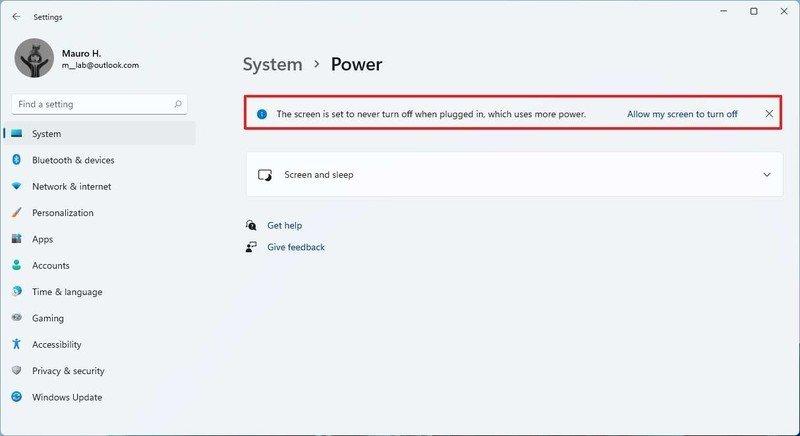Recomendaciones de configuración de Windows 11