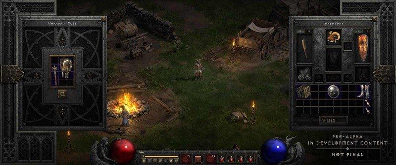 Escondite resucitado de Diablo 2