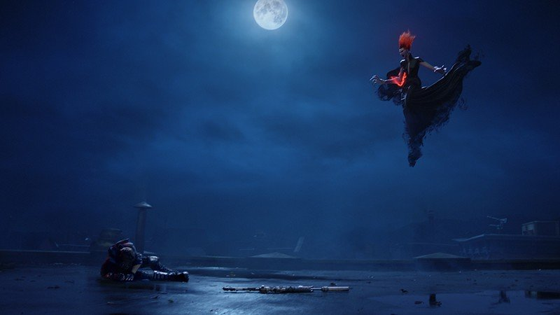 Noche de los vampiros Redfall