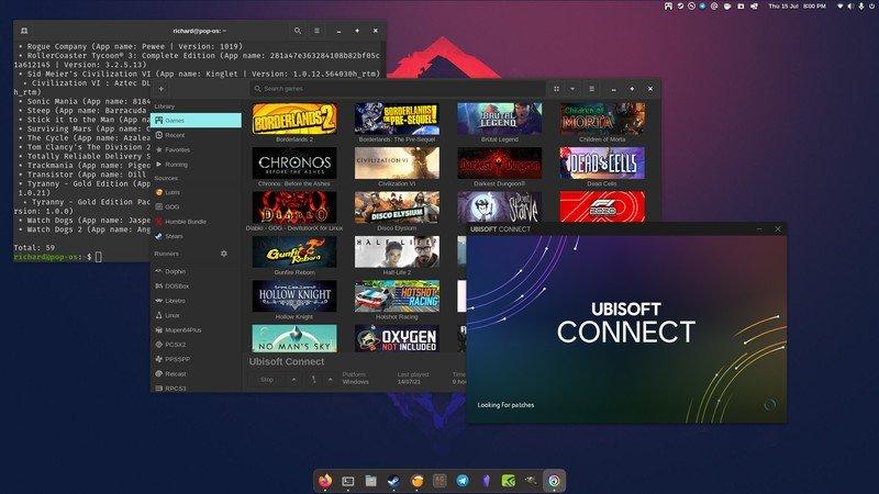 Juegos de Linux
