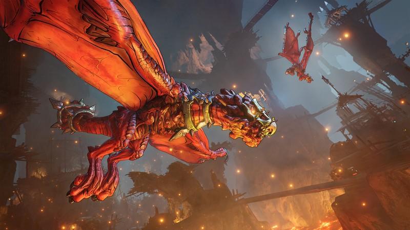 Little Tinas Wonderlands Dragons Fuego