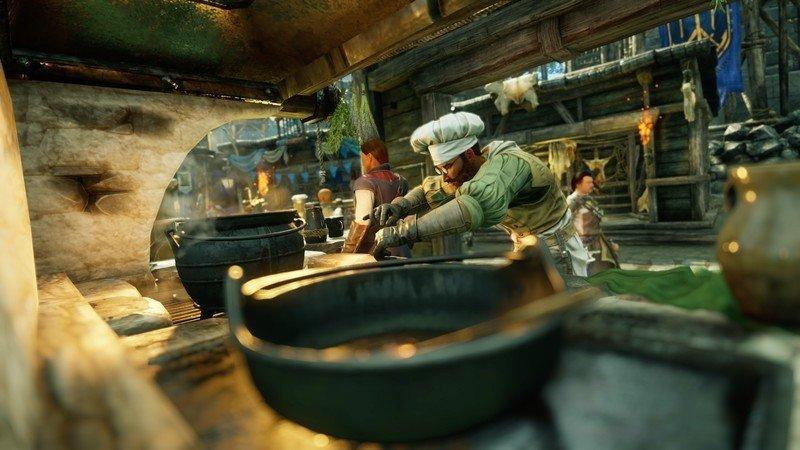 Cocina del Nuevo Mundo