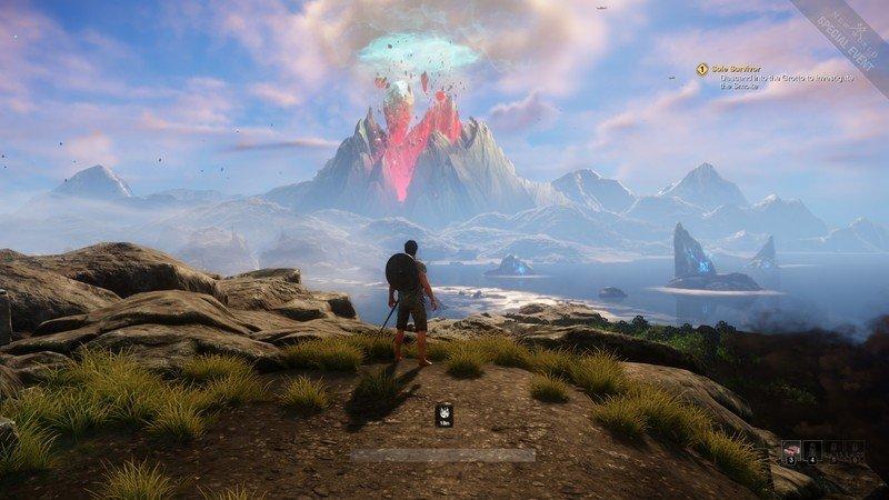 Montañas del Nuevo Mundo