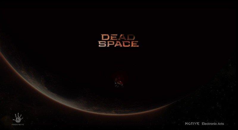 Imagen de remake de Dead Space