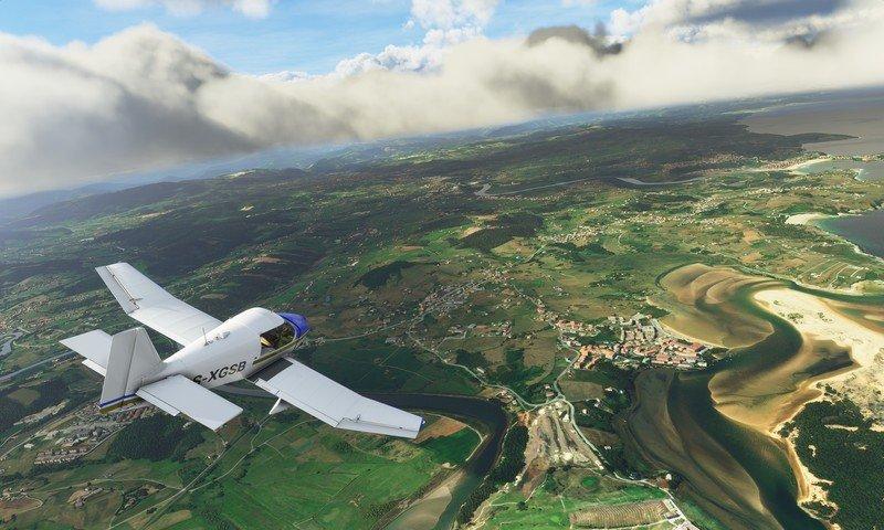 Microsoft Flight Simulator 2020 Robin DR400