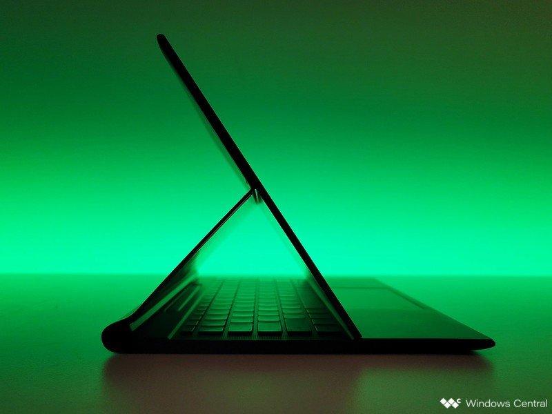 HP Elite Folio Verde