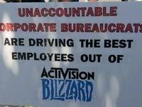 Los empleados de Activision Blizzard mantienen la esperanza durante la huelga