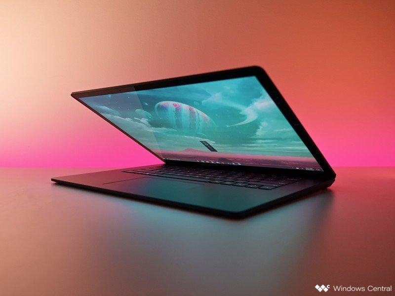 Surface Laptop 4 Amd 2021 Hero