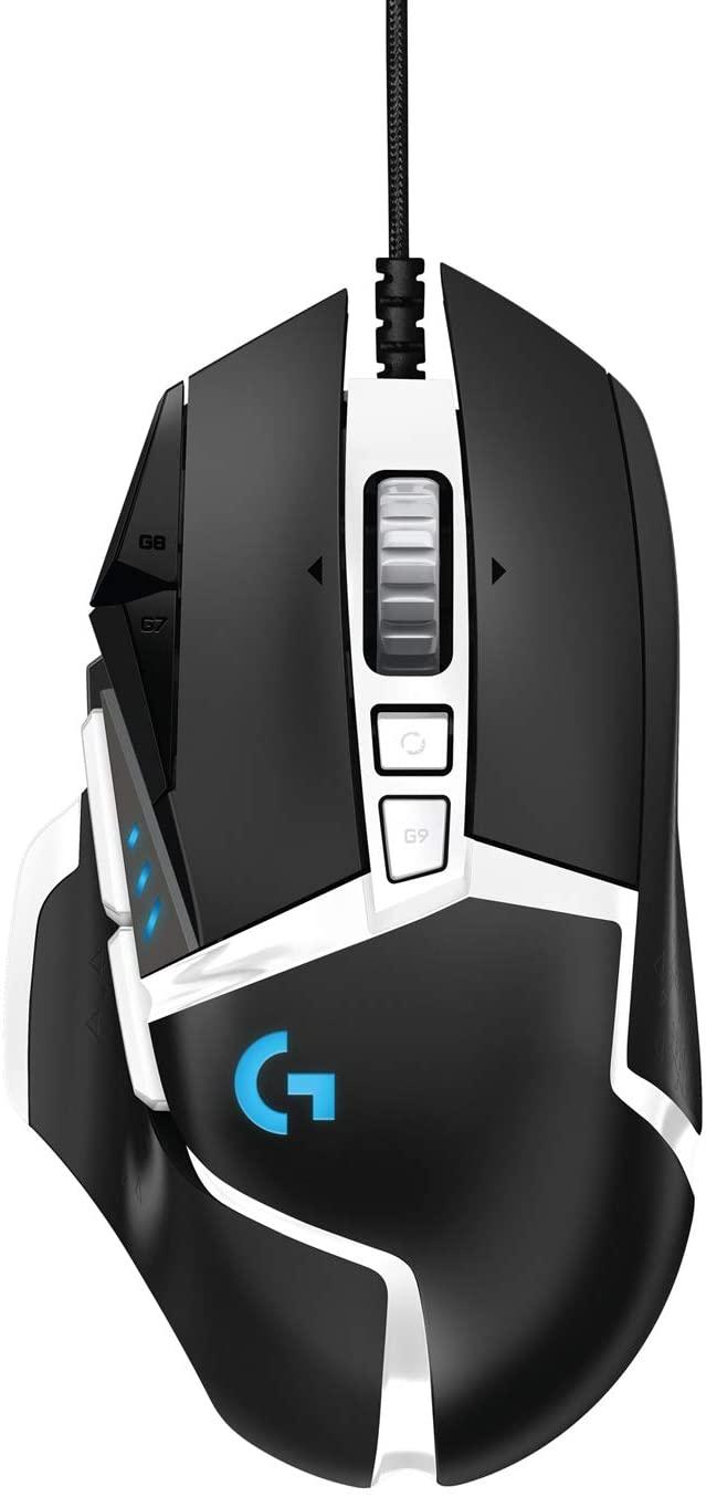 Logitech G502 Heroes